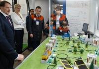 В Воронеже торжественно открыли детский технопарк «Кванториум»