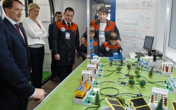 Технопарк Кванториум в Воронеже