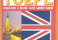 Экзамен по английскому TOEFL