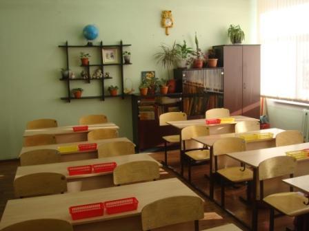 кибинет начальных классов