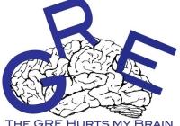 Знакомьтесь GRE (Graduate Record Exam)