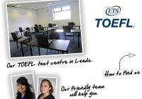 Центр TOEFL – место, где вы будете сдавать экзамен!