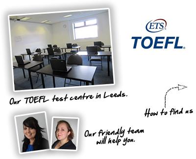 Центр TOEFL