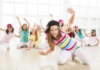 Физическое развитие детей, выбираем школу танцев