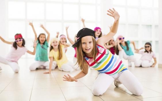 школа танцев для ребенка