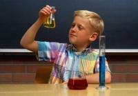 Школа «Юный химик»