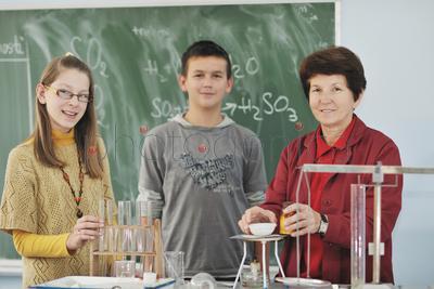 Химия в 7 классе школы