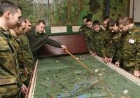В восьми вузах будут открыты военные кафедры