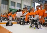 Олимпиада школьников «Ломоносов» по робототехнике – второй отборочный тур