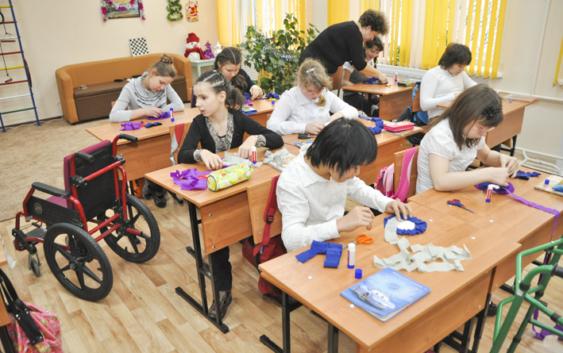 Образовательный центр для родителей детей с ДЦП