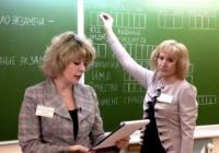 Учителя, участвующие в проведении ГИА, получат дополнительную оплату за эту работу.