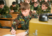 Особый порядок подачи заявлений на участие в ЕГЭ военнослужащих, поступающих в военные вузы