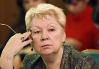 Ольга Васильева назначена на пост Министра просвещения