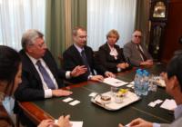 Подписано Соглашение о сотрудничестве между МГИМО и Правительством Воронежской области