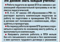 Закон об оплате работы учителей на ЕГЭ и ОГЭ одобрен в Совете Федерации