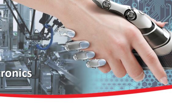 Мехатроника и робототехник