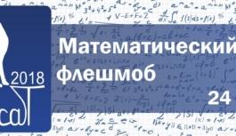 Воронежцев приглашают принять участие в математическом флешмобе «MathCat»