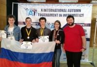29 медалей завоевали российские школьники на Международном турнире по информатике в Болгарии