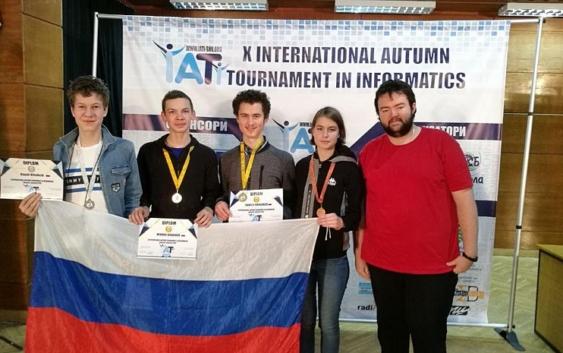 Международный турнир по информатике в Болгарии