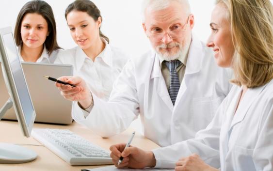 Институт наставничества в медицинских учреждениях