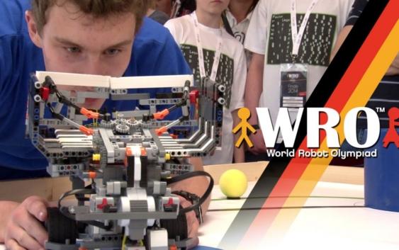 Всемирная робототехническая олимпиадa
