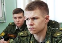 Для поступления в военные вузы абитуриенты должны будут успешно пройти профессиональный тест
