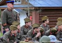 Открыт прием заявок на участие в первой летней смене военно-исторических лагерей «Победа» РВИО