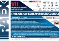 RAEX опубликовал рейтинг 100 лучших вузов России