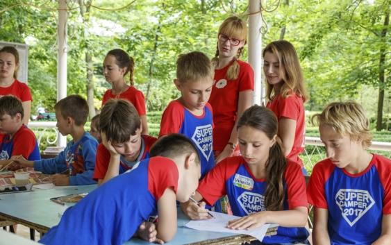 Детские лагеря в Москве