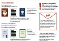 Как правильно подавать документы в вуз? Бесплатный вебинар