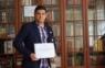 Первая премия Американского математического общества впервые присуждена школьнику из России