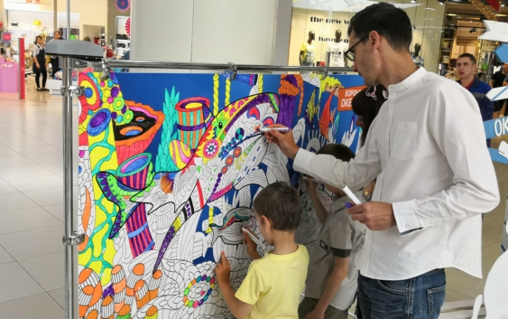Бесплатная школа рисования в Воронеже