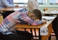 Родителям рекомендовано обращать внимание на самочувствие детей в дни проведения экзаменов.
