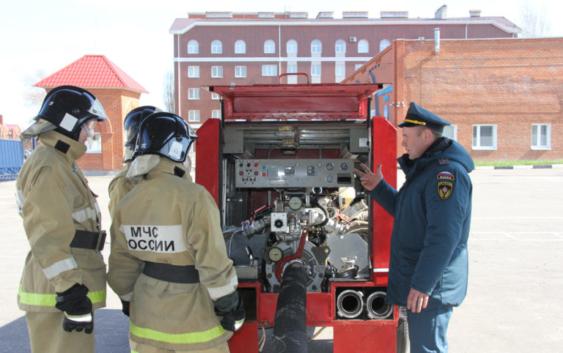 воронежский филиал Ивановской пожарно-спасательной академии ГПС МЧС