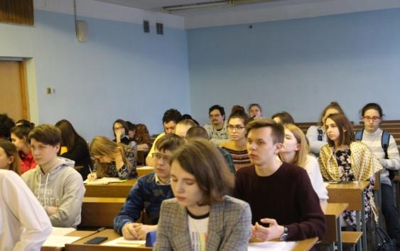 Школа Юного филолога ВГУ