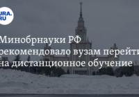 Шесть государственных вузов Воронежа отправили студентов  учиться в дистанционном режиме