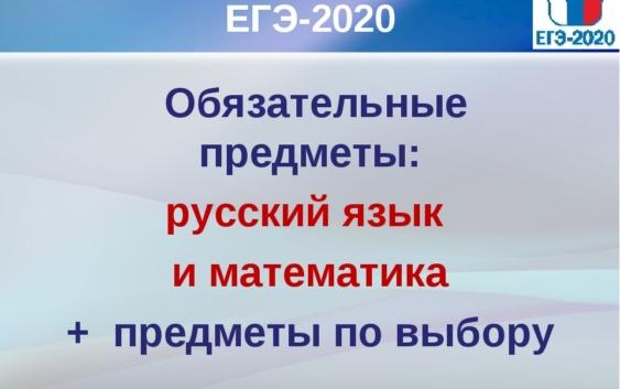 Самые популярные предметы по выбору на ЕГЭ-2020
