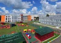 В Воронеже объединят два детских сада и две школы